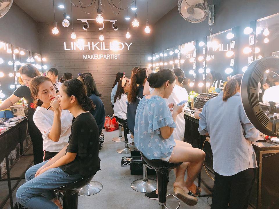 phòng trang điểm Linh Killdy Makeup Store