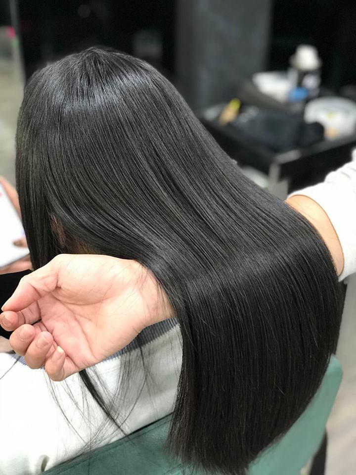 phục hồi tóc tại Hair Salon