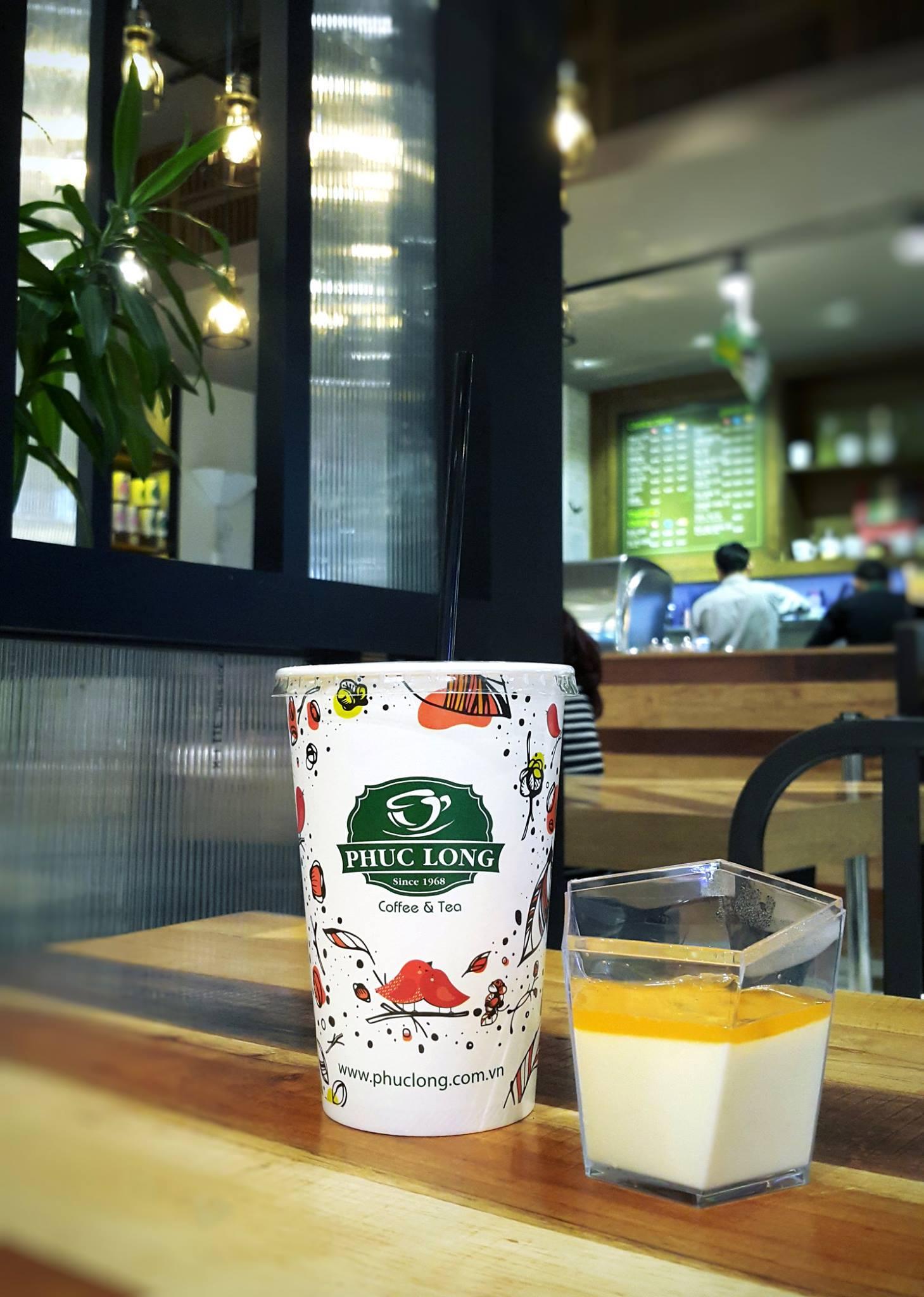Phúc Long Coffee & Tea đồ uống