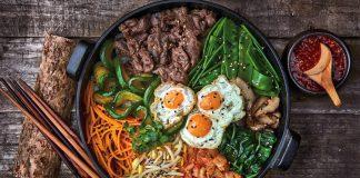 quán ăn Hàn Quốc ở Hà Nội