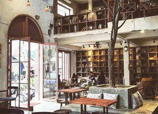quán cà phê đẹp ở gò vấp
