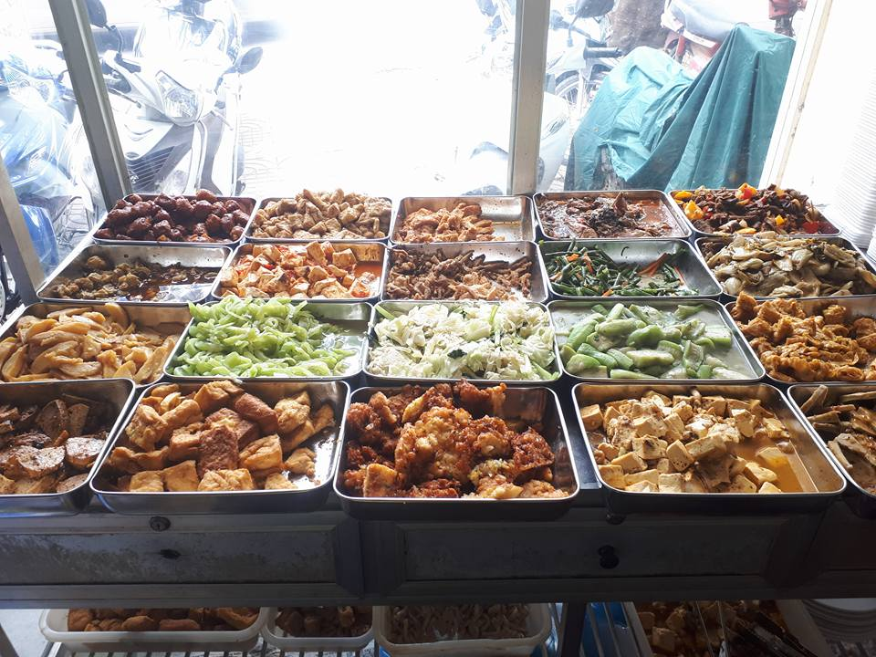 Quán Chay Thiên Kim menu