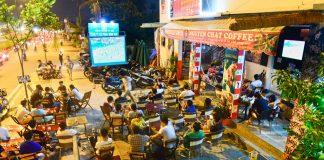Quán nhậu bình dân ở Sài Gòn
