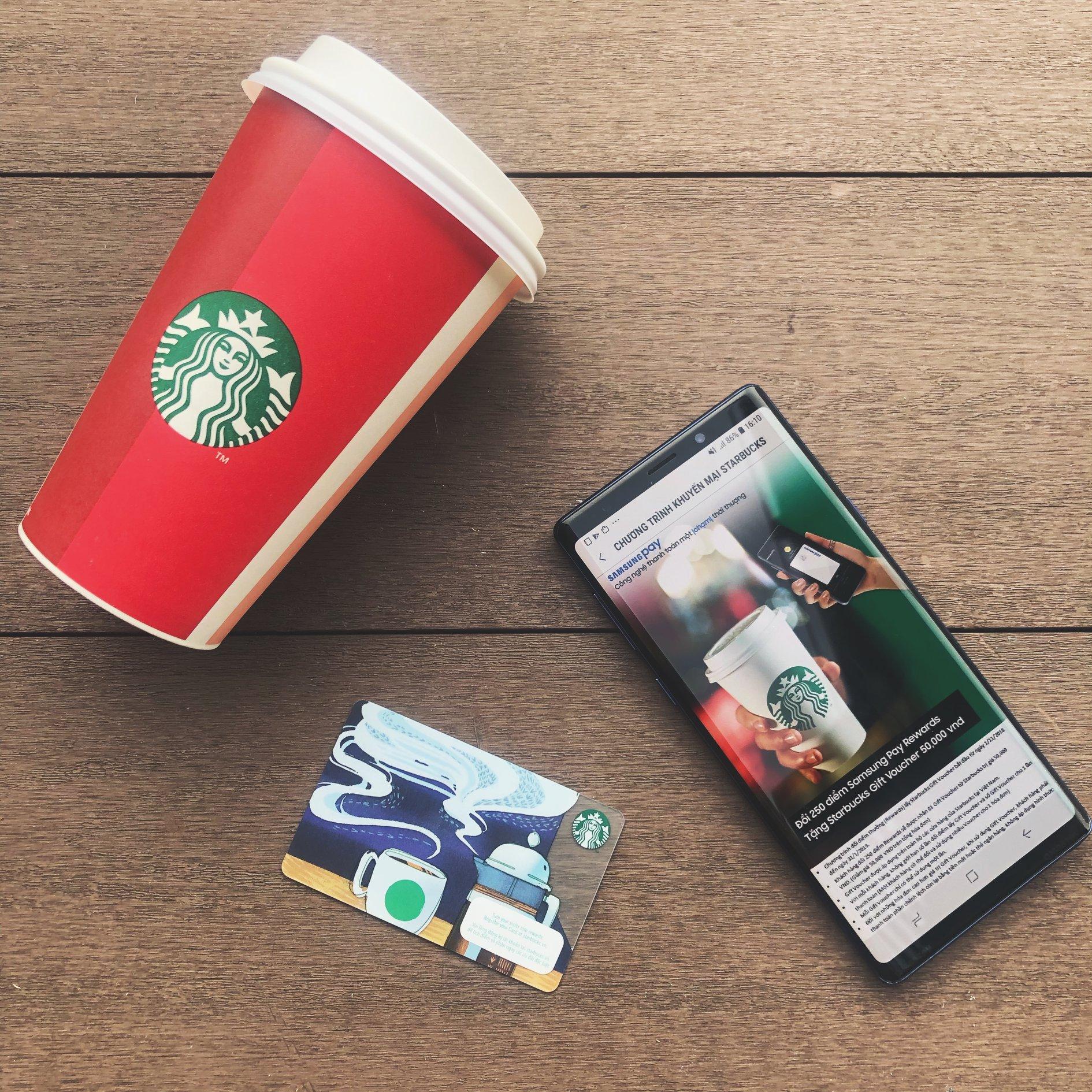 Starbucks Coffee - Lakai Building thương hiệu