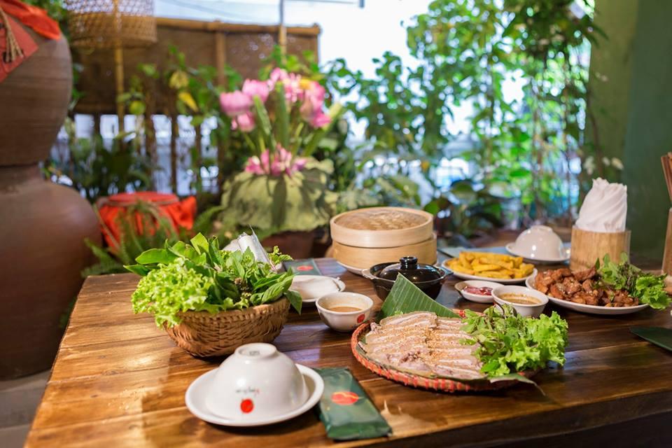 Tân Lương Sơn menu
