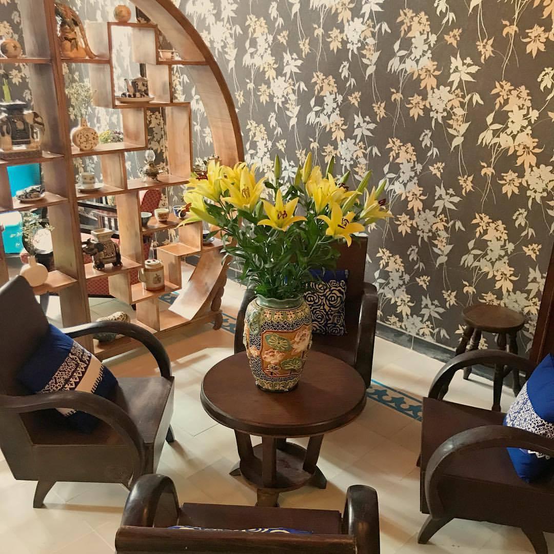 The Yum Cha Tearoom không gian
