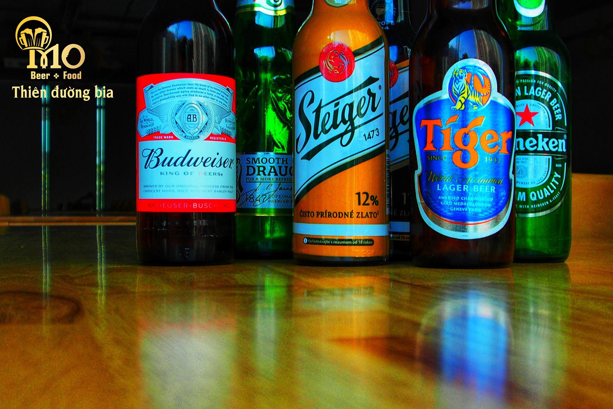 Thế Giới Bia Tươi MO thức uống
