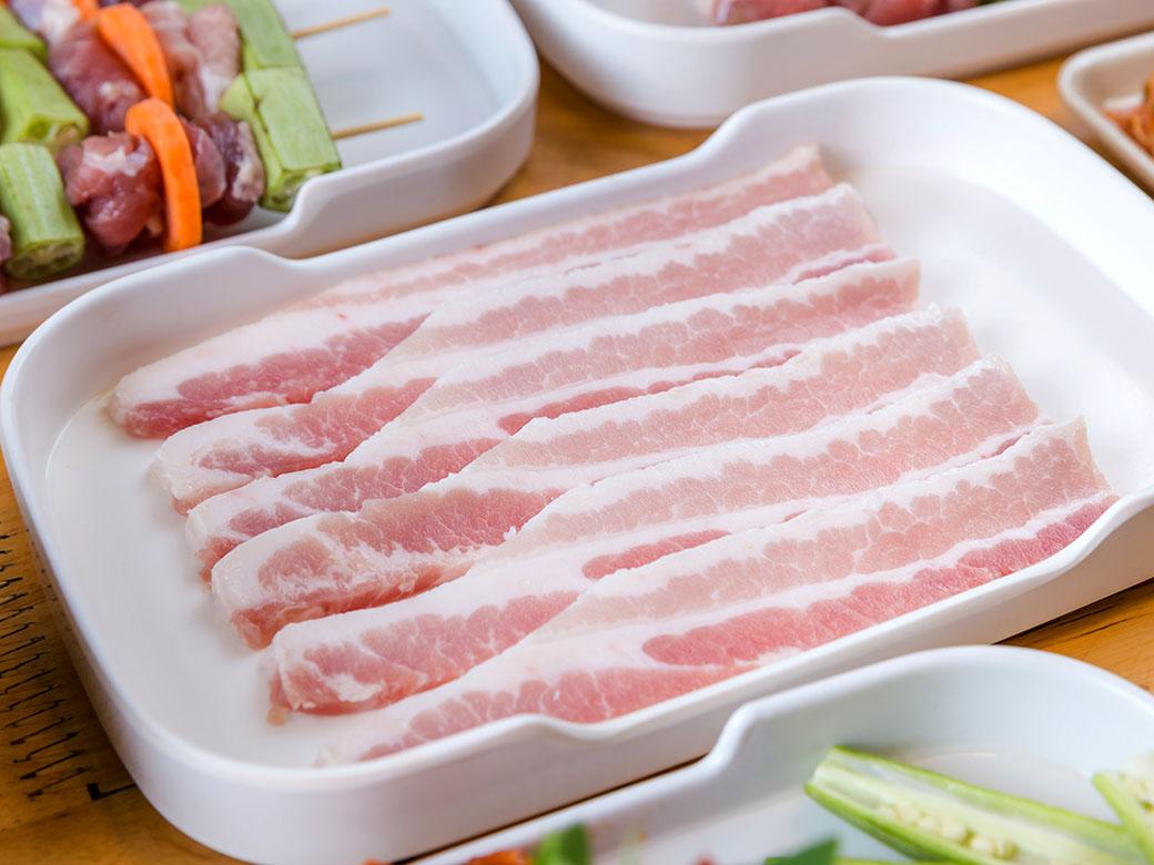 thịt heo nướng tại ChinKu BBQ
