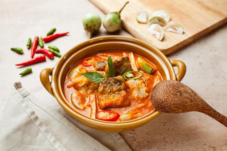 thực đơn các món ăn tại TukTuk Thai Bistro ảnh4
