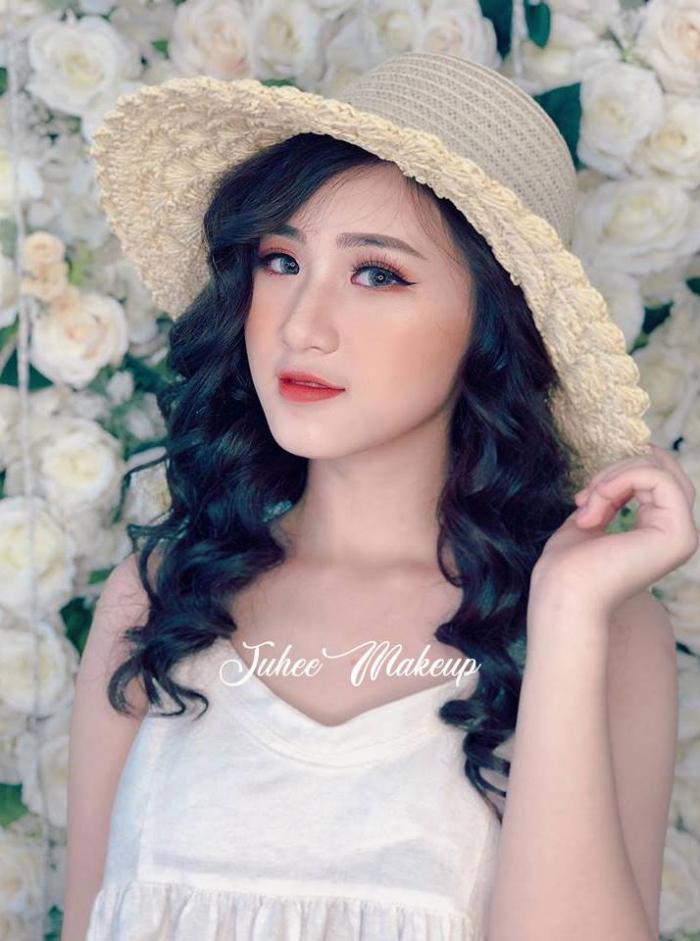 trang điểm chụp ảnh tại Juhee Makeup 2