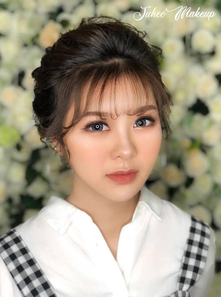 trang điểm chụp ảnh tại Juhee Makeup 3