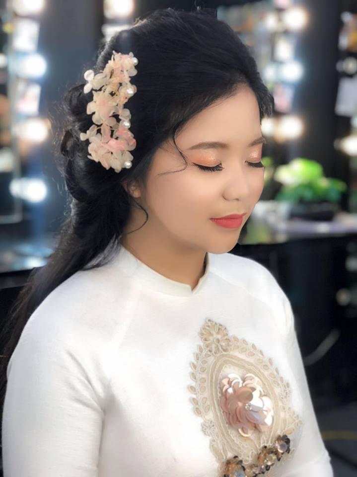 trang điểm cô dâu Linh Killdy Makeup Store 1