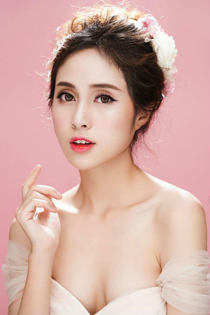 trang điểm cô dâu Mai Đỗ Make Up 3