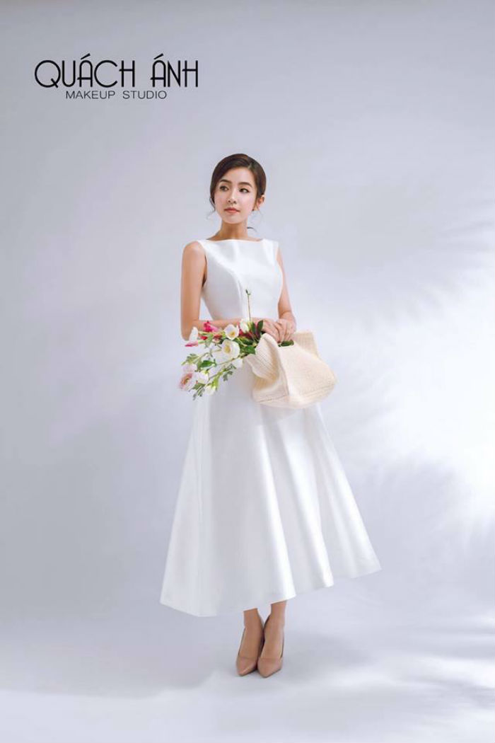 trang điểm cô dâu Quách Anh Makeup