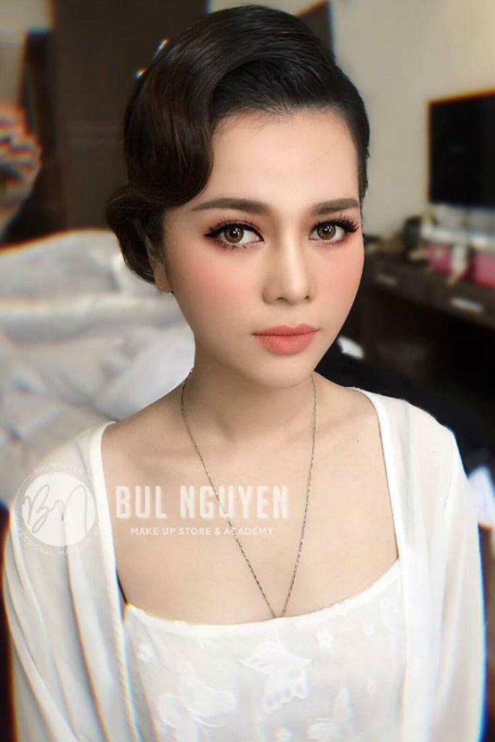 trang điểm cô dâu tại Bul Nguyễn Make Up Store 1