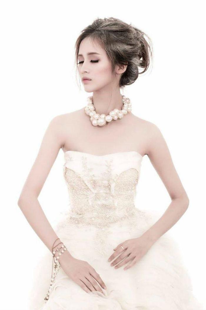 trang điểm cô dâu tại Dream Makeup by Hoàng Thu Trang 1