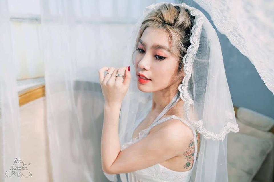 trang điểm cô dâu tại Dream Makeup by Hoàng Thu Trang 2