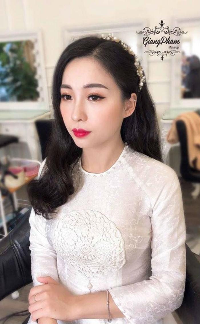 trang điểm cô dâu tại Giang Phạm Makeup