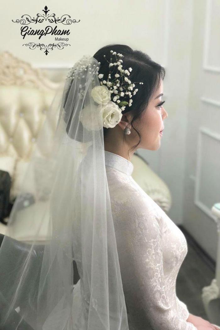 trang điểm cô dâu tại Giang Phạm Makeup 3