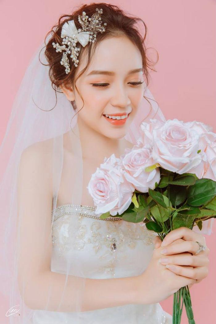 trang điểm cô dâu tại Juhee Makeup 4