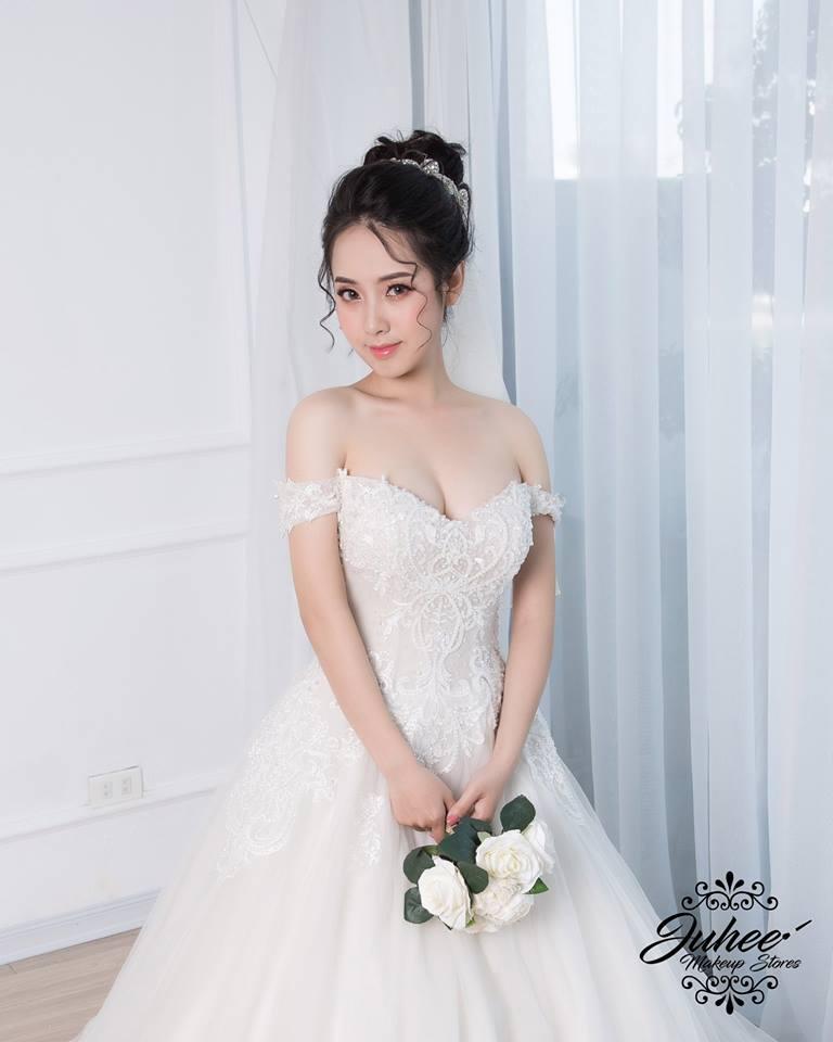 trang điểm cô dâu tại Juhee Makeup 5
