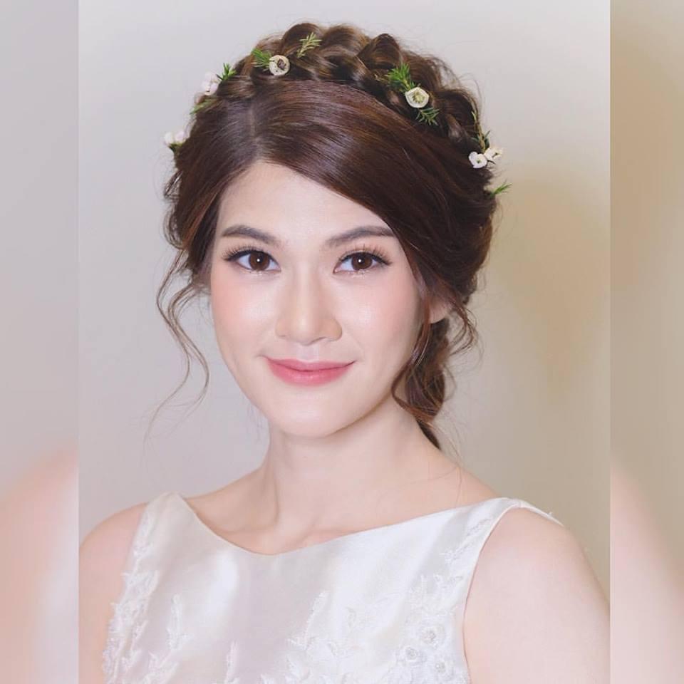 trang điểm cô dâu tại Linh Linh Makeup Store