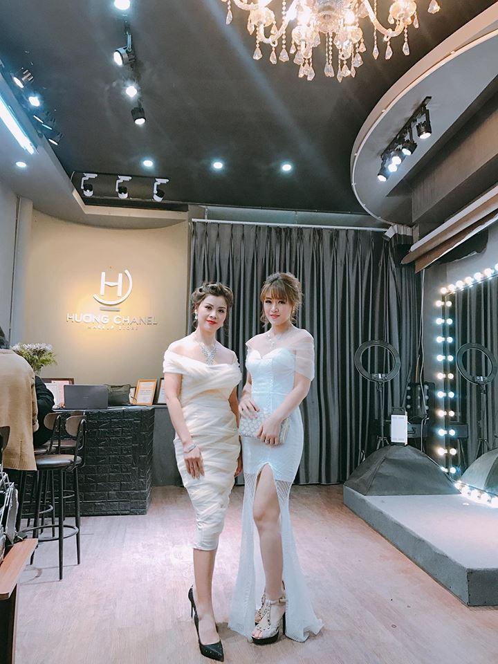 trang điểm cô dâu tại Makeup Hương Chane 1