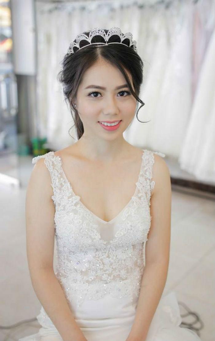 trang điểm cô dâu tại Minh Thúy Makeup Store 1