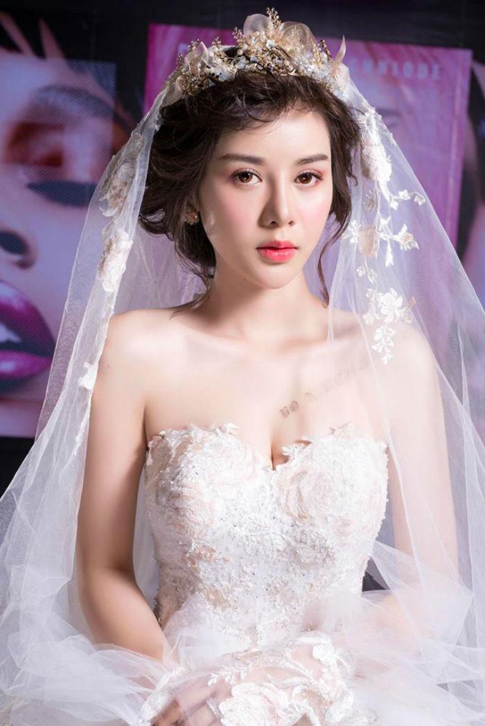 trang điểm cô dâu tại Quanbee Make-Up 4