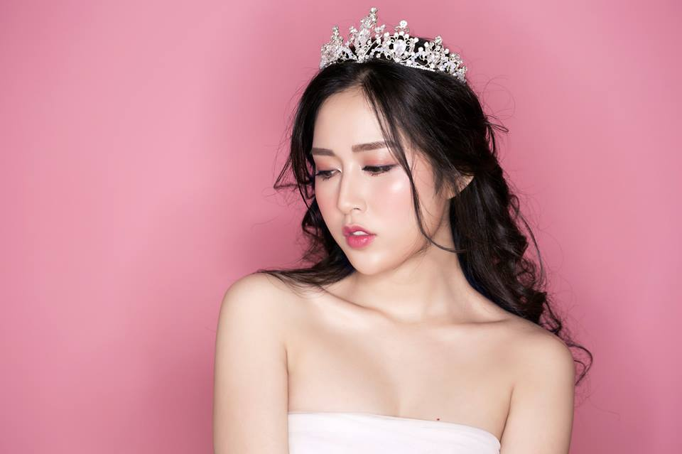 trang điểm cô dâu trangsun makeup 1