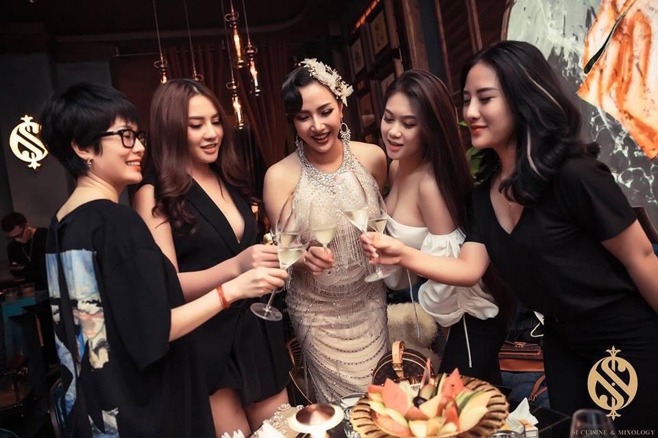 trang điểm dự hội tại Bul Nguyễn Make Up Store 1