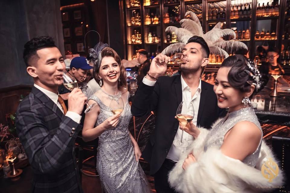 trang điểm dự hội tại Bul Nguyễn Make Up Store 2
