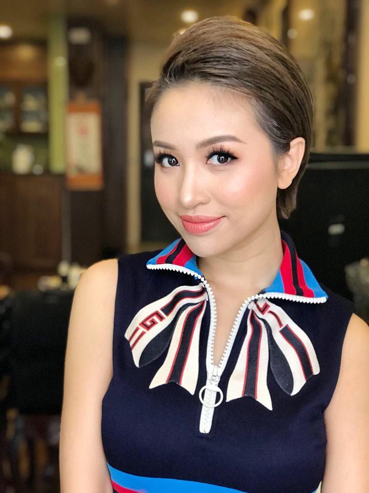 trang điểm hàng ngày tại Bul Nguyễn Make Up Store 1