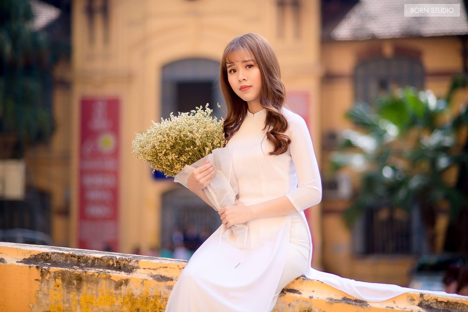 trang điểm kỷ yếu tại Juhee Makeup 1