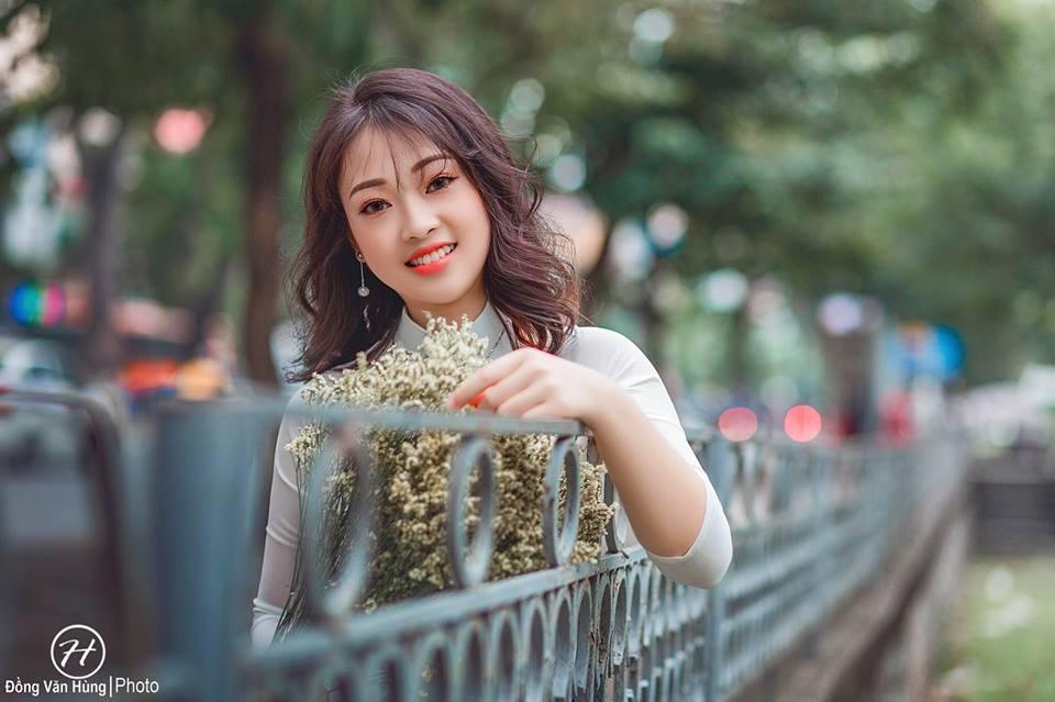 trang điểm kỷ yếu tại Makeup Hương Chane 2