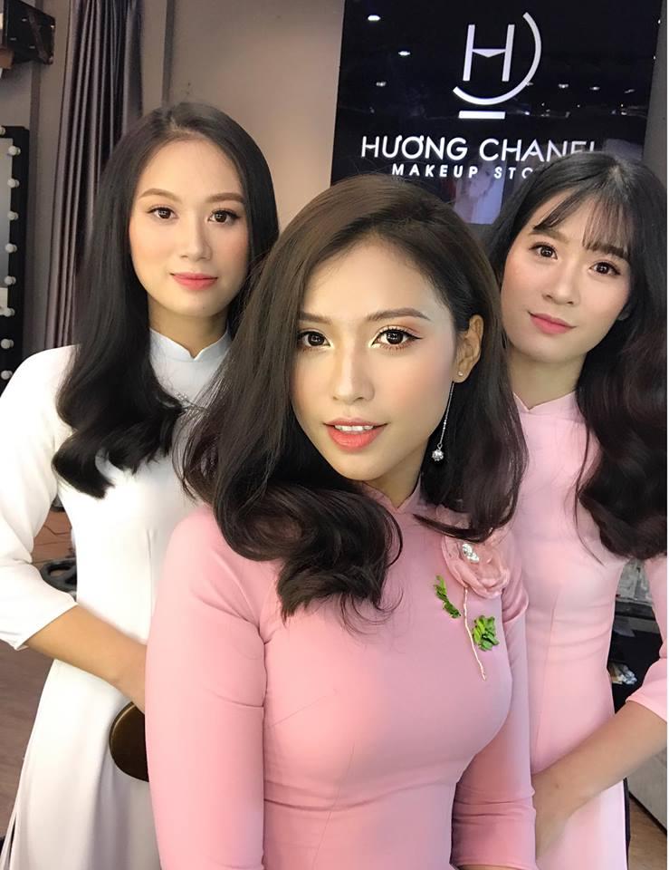 trang điểm kỷ yếu tại Makeup Hương Chane 3