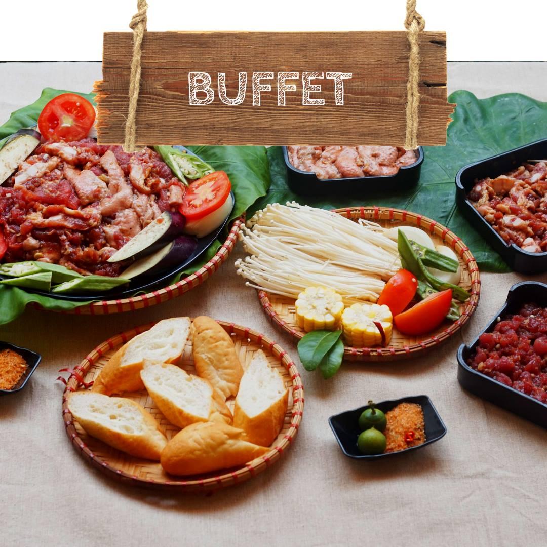 Yang buffet review nướng