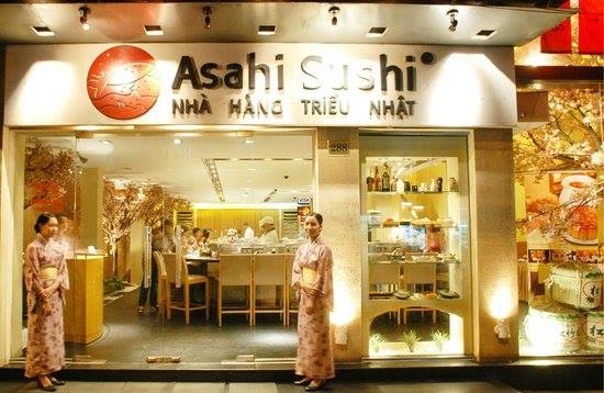 Asahi Sushi địa chỉ