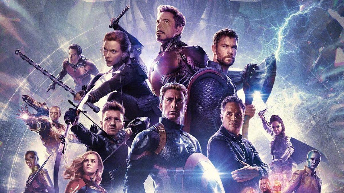 Avengers Endgame phim