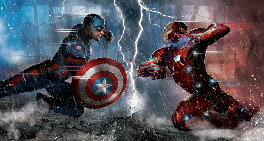Captain America: Civil War (2016) 2