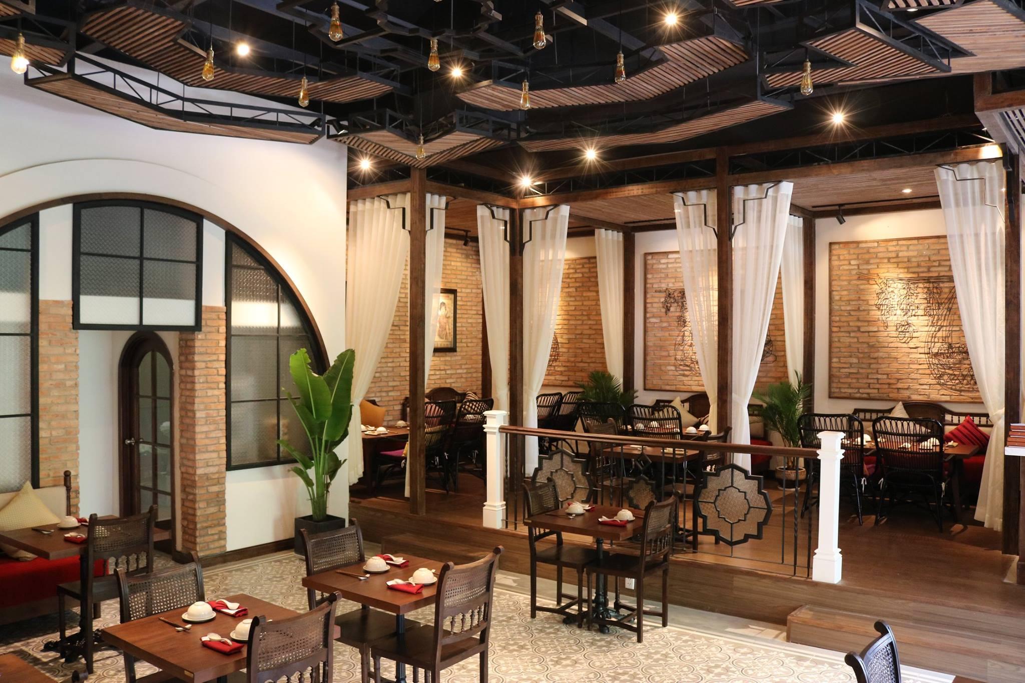 Citadel Saigon Restaurant 1