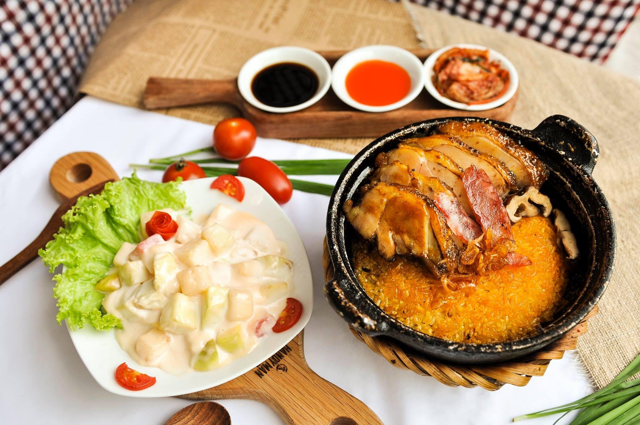 Citadel Saigon Restaurant 2