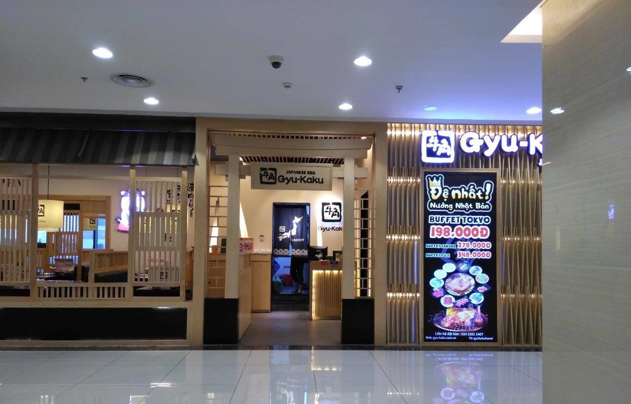 Gyu-Kaku Japanese BBQ địa chỉ