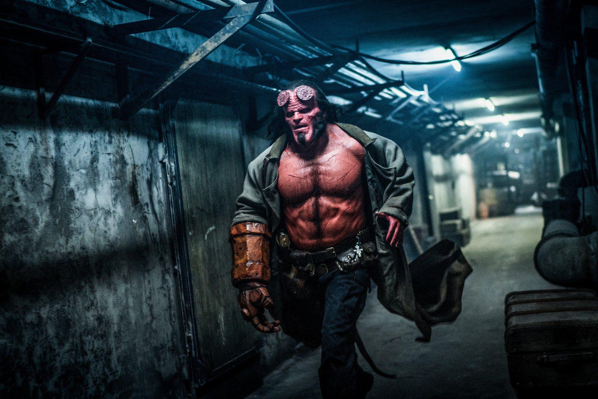 Hellboy phim