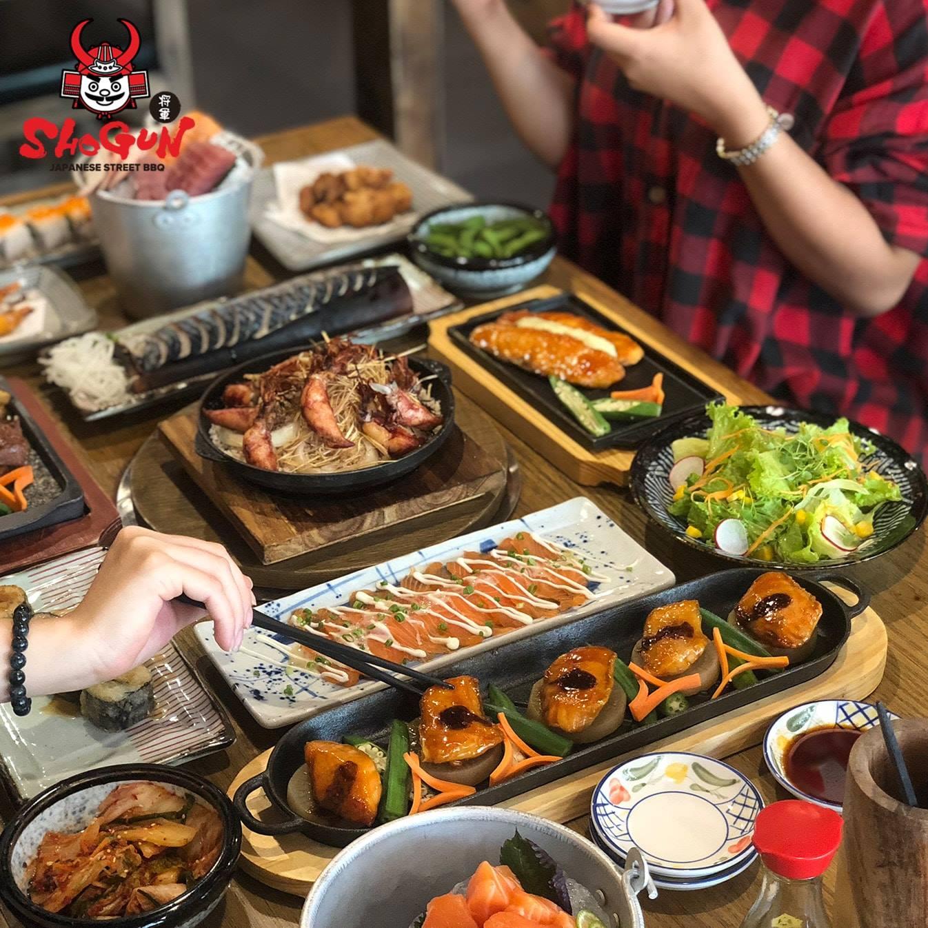 Shogun món ăn