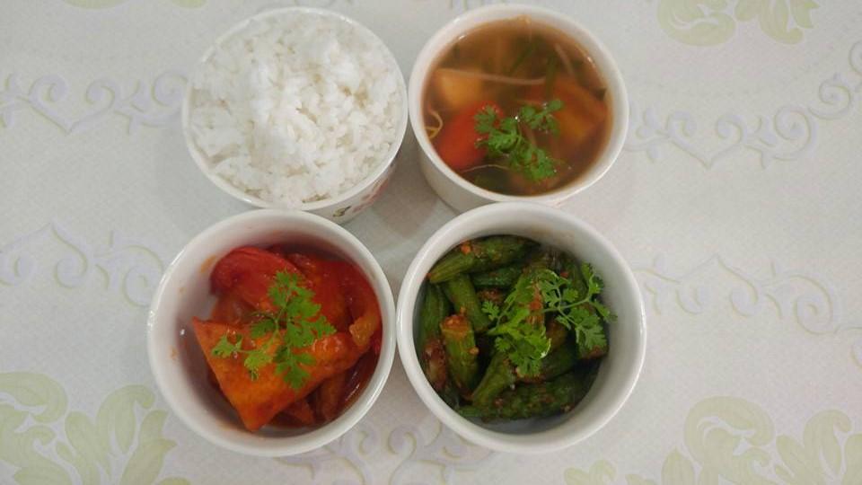 Ẩm Thực Chay Vegeta món ăn