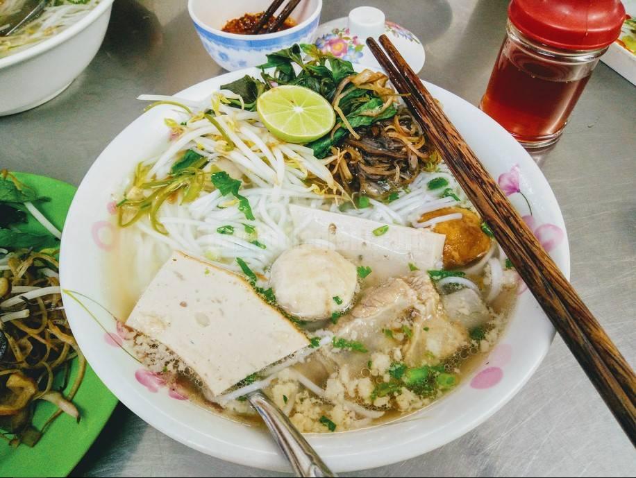 Quán bún mọc Thanh Mai