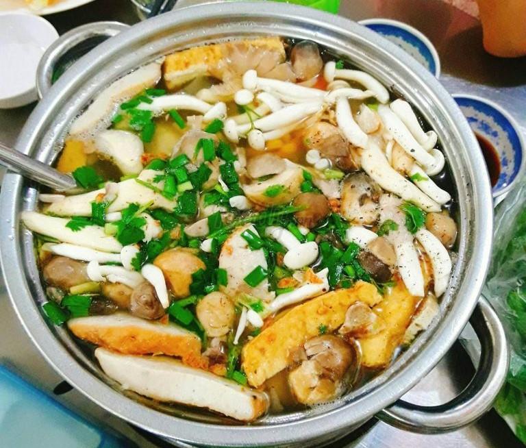 Quán Chay Bình An review