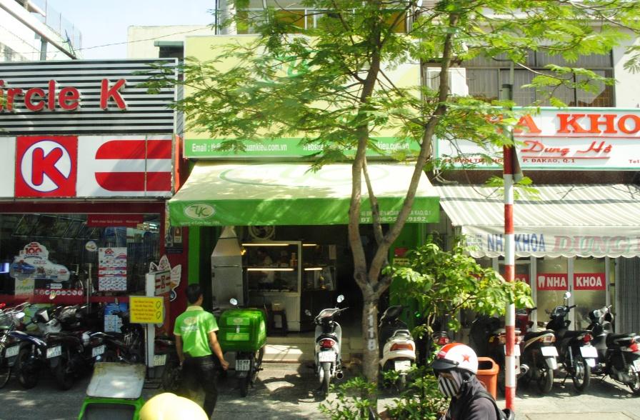 Cơm tấm Thuận Kiều địa chỉ