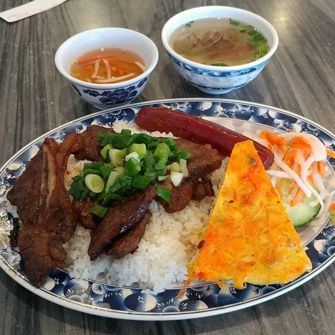 Cơm tấm Thuận Kiều review